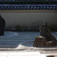 冬の京都ひとり旅【1】一日目大覚寺塔頭めぐり・龍源院・聚光院・大仙院・瑞峯院
