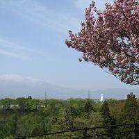 関越自動車道 ☆ 赤城高原SAからの眺望