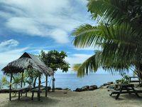 弾丸サモア1704  「ポリネシアの独立国で、ゆっくり休養をとりました。」   〜アピア〜