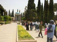 ここはアジアか、それともヨーロッパか? 〜陸路でイランを周遊するGW'17〜 #6 アイドル扱いされたい日本人はサアディー廟へ行こう! @シーラーズ(後編)