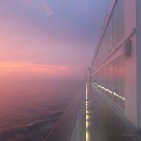 コスタ・ビクトリアで行く日本海クルーズ 4日目 博多をちょっと散歩。