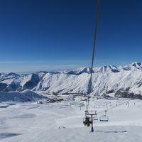 海外スキー た、楽し〜い!! ジョージアのグダウリを滑る旅