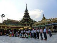 黄金に輝く神秘の国・ミャンマー大周遊 8日間 【7,8日目】 ヤンゴン&帰国