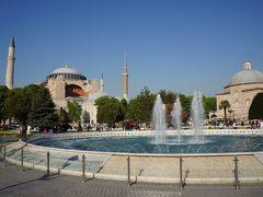 トルコ旅行1日目〜イスタンブールへ到着〜