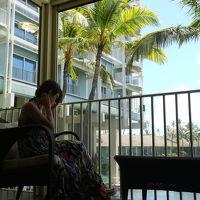 昨年末に引き続き、またハワイへ