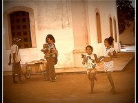 ポルトガル人が500年前に、初めて上陸したブラジルの地:ポルトセグーロ、ブラジルで一番古い、丘の上の教会...編(PortoSeguro/バイーア州/ブラジル)