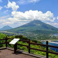 八丈島一周ドライブと八丈富士登山