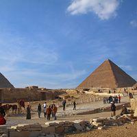 遙か古代に思いを馳せて エジプト8日間(ギザ・カイロ編)