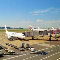 ぐるり鹿児島の旅 Part 1 - JAL 羽田→鹿児島