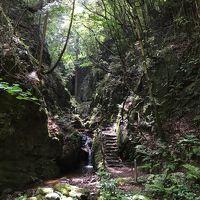 マイナスイオン満点の黒山三滝に行ってきました!上谷の大クスも縄文杉並みの感動スポットでした!