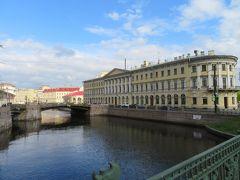 初海外を一人旅でロシアへいってみた 4日目 サンクトペテルブルク観光1