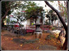 リベルダージ地区の朽ち果てた「日本庭園」と奴隷の霊が宿る「教会」(サンパウロ/ブラジル)