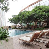 マリオットでのんびり過ごすバンコクでの休日 �