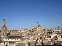 スタアラでスペイン�旧市街のカルロスVに泊まってラビリンスのトレド歩き、byイベリアエ