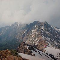 1989年(平成元年)6月 2度目の南八ヶ岳(硫黄岳 横岳 赤岳)縦走(山梨の小海より長野の茅野に下山)します。