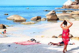 碧い海と南の島に住む猫たちを巡る旅 in Samui★2017 02 2日目 【サムイ島】
