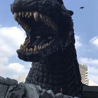 東京出張、一泊二日。築地にも行きました。