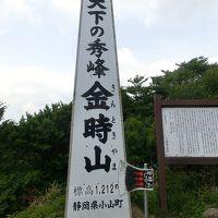 公時神社から登る金時山 〜ゆっくり登山〜