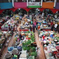 2017 マレーシア2泊4日弾丸の旅 2 コタバル セントラルマーケット散策