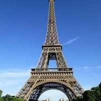 パリ旅行 3日目〜朝のエッフェル塔に初ガレット、そしてやっぱりパンの1日 前編〜