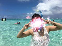 3泊4日初めてのサイパン旅行 マニャガハ島でシュノーケリング