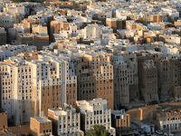 幸福のアラビア イエメン2 シバーム