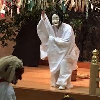 JALの「どこかにマイル」で宮崎の旅〜�高千穂峡の雲海の宿「千木」に泊まり、高千穂神社で夜神楽を観賞!
