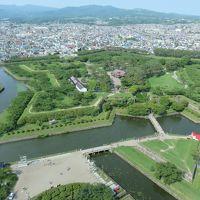 今月(7月)の旅行は、JALで北海道!・1日目:函館から・・・