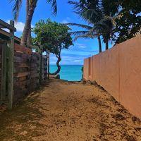 プレミアムフライデーと2日休んでハワイに行ってきたよ!� カイルアとラニカイへドライブ編