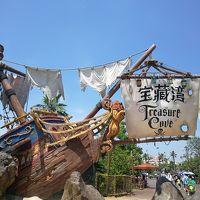 夏の上海ディズニー旅行