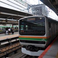 2017年7月関東日帰り鉄道旅行1(羽田経由で熱海駅へ)