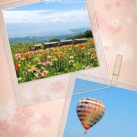 2017年夏・滋賀の新しい魅力を発見!の旅 <箱館山ゆり園と烏丸半島の熱気球イベント>