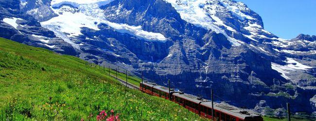 初めての個人旅行 2011年夏スイス・パ...