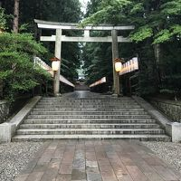 新潟(後編)〜彌彦神社から岩室温泉へ〜