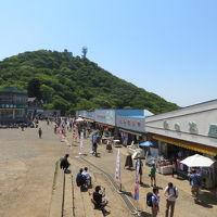 筑波山に登りました