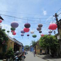 ベトナム再訪中部シリーズ(2) ホイアン、ランタン祭り当日