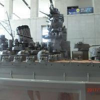呉の大和ミュージアムを観光