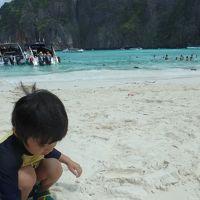 初☆3歳4か月の息子とプーケット2人旅。母子海外旅行�