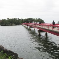 「涼・宮城の夏旅」。日本三景・松島、国際センターのフィギュアスケートモニュメント、瑞鳳殿を見て 日帰り旅