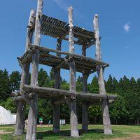 青森で その1 三内丸山・弘前城