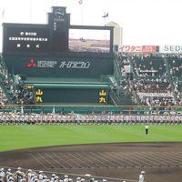 高校野球観戦記:甲子園にて母校東筑を応援する