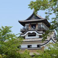 国宝犬山城と有楽苑(2)