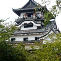 愛知満喫の旅〜国宝犬山城を見に〜