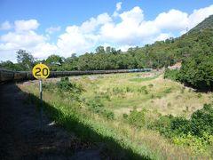 ケアンズ5日間 2日目「鉄路 世界最古の熱帯雨林キュランダへ」