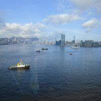 ゲンティンドリーム号と香港観光�