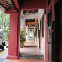 シンガポール親子旅 その4 チャイナタウンの足つぼとオーチャード街歩き