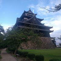 城と神と庭を巡り歩く、中国地方5カ国の旅路(1日目:出雲)