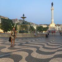 2017 夏のvacances スペイン・ポルトガル 〜 初めまして! リスボン 街歩き&morning run 編 op.28-1