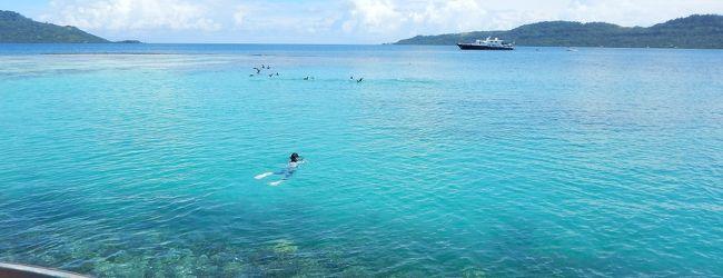 チューク・ジープ島は憧れの楽園アイラン...