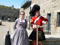414-還暦記念旅行で半世紀をかけた夢、「赤毛のアン」の島プリンスエドワード島でアンになる!…�ペギーズコーブ〜Halifax